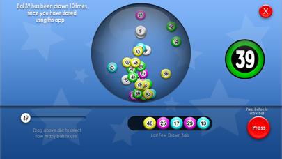 Random Number Suite screenshot one