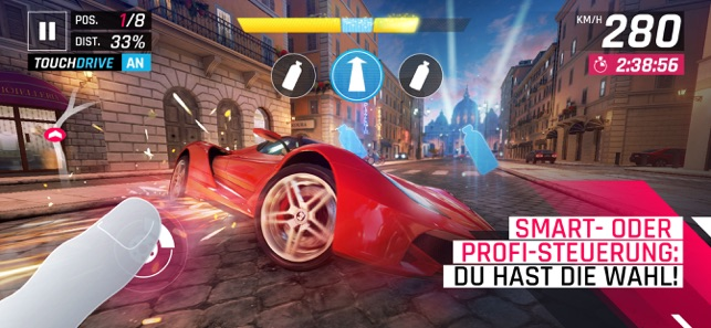 ‎Asphalt 9: Legends Screenshot