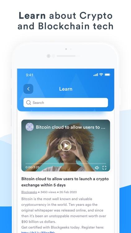 BlockBanc: For All Crypto screenshot-9