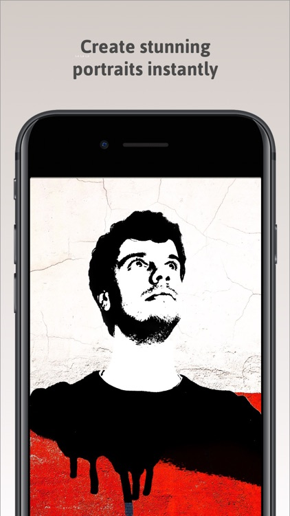 Portrait by img.ly screenshot-0