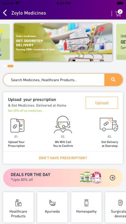 Zoylo - Healthcare App screenshot-6