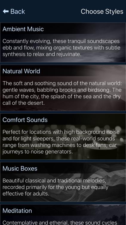 Snuggle Sounds screenshot-4
