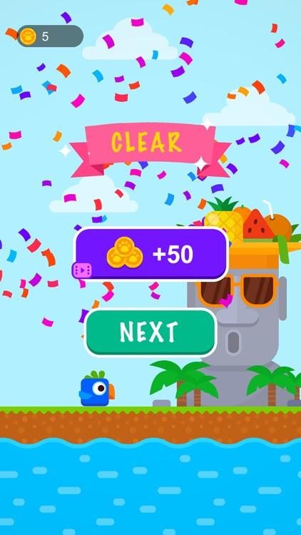 Square Bird Extreme screenshot-3