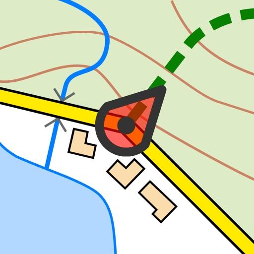 Topo GPS Great Britain