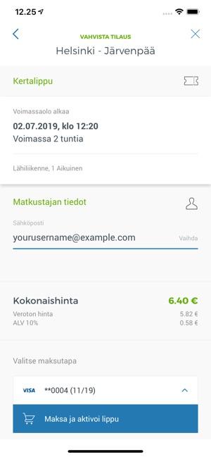 VR Lähijunat on the App Store