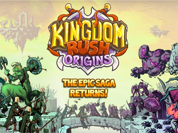 Kingdom Rush Origins HD screenshot-0