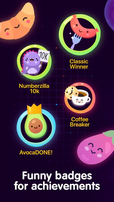 Numberzilla Number Puzzle Game screenshot 11