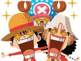 Animated oNe PIECe Super-Cute