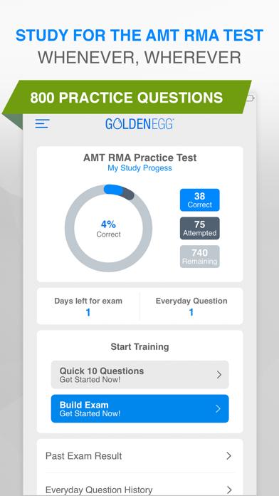 点击获取AMT RMA Practice Test Prep
