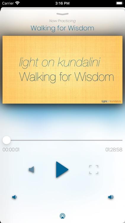 Light on Kundalini Yoga