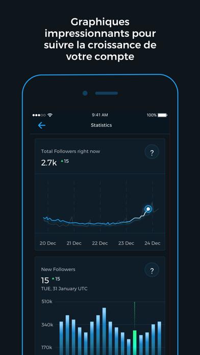 Télécharger Reports+ pour Instagram pour Pc