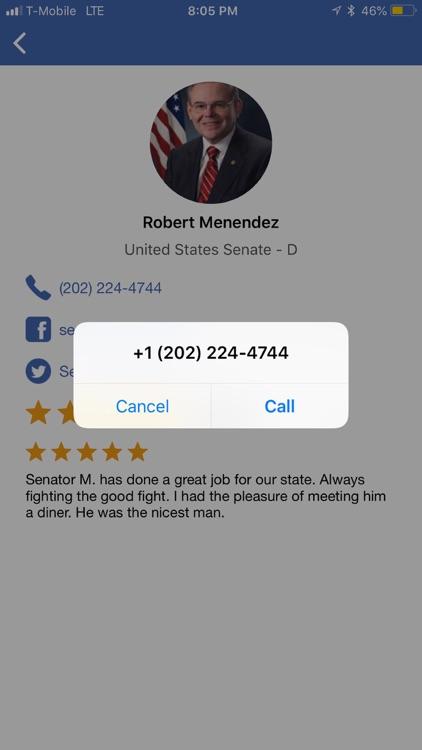 Political App screenshot-4