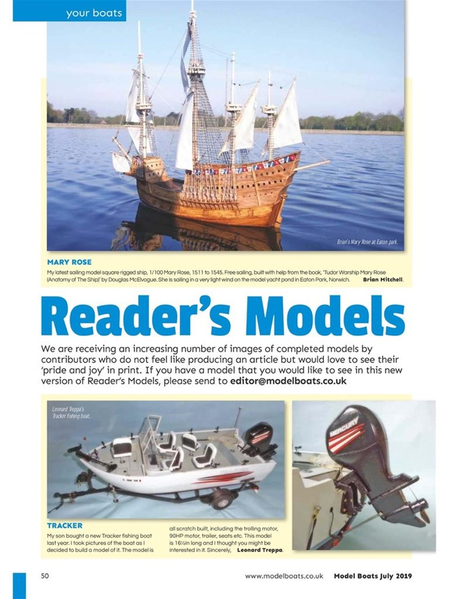Model Boats Mag on the App Store