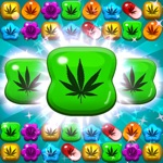 Weed Match 3 Candy Jewels
