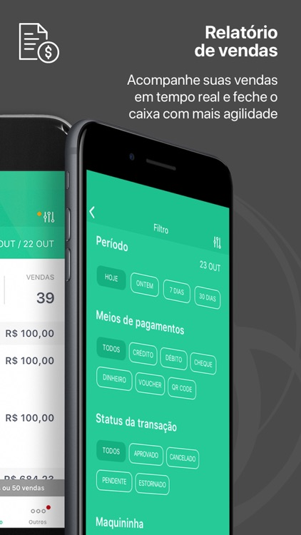 PagSeguro Vendas screenshot-3