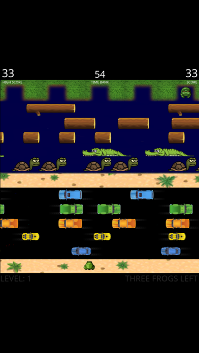 Arcade Action Frog Screenshot 3