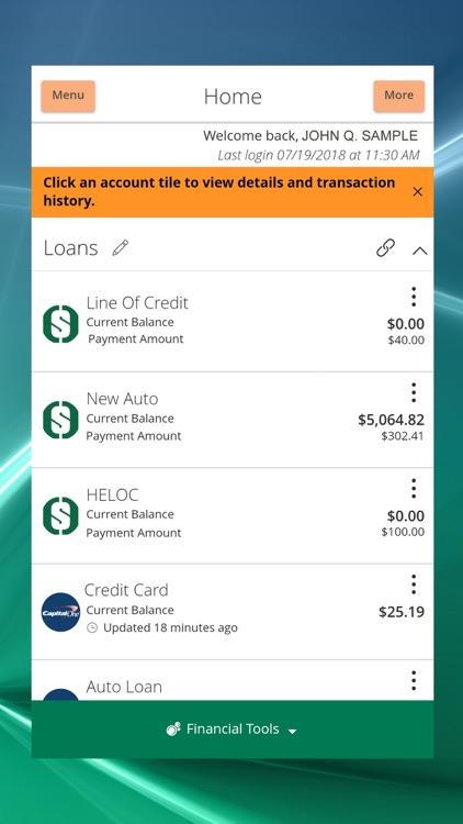 FMFCU Mobile App
