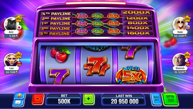 Billionaire Casino Slots 777 screenshot-6