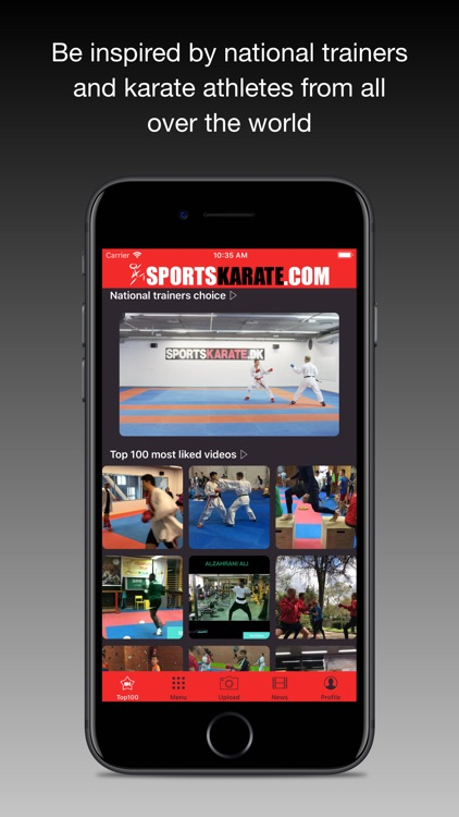 Sportskarate screenshot-0
