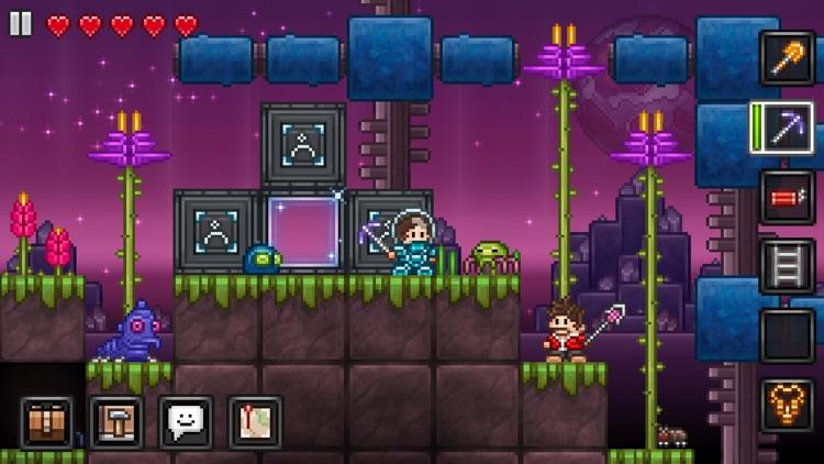 Junk Jack screenshot-4