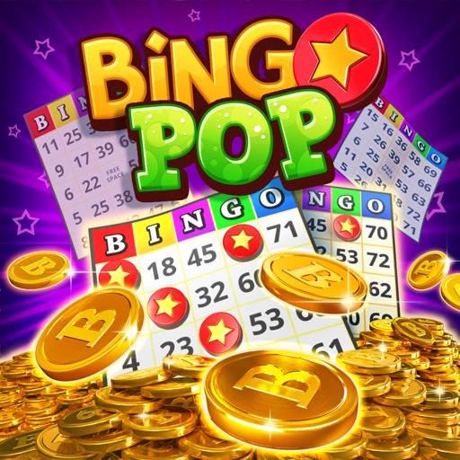 Bingo Pop: Live Bingo Games