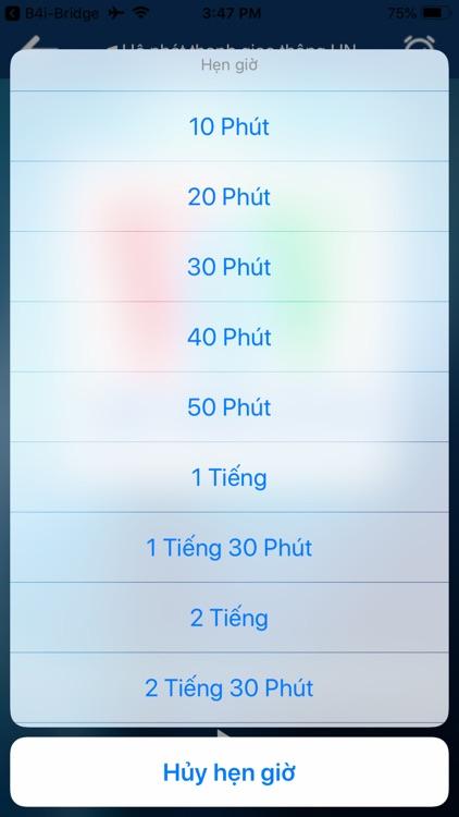 Radio Viet Nam Online screenshot-4