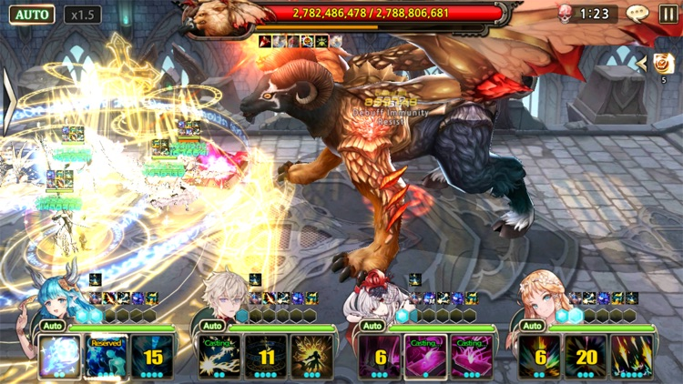 King's Raid screenshot-6