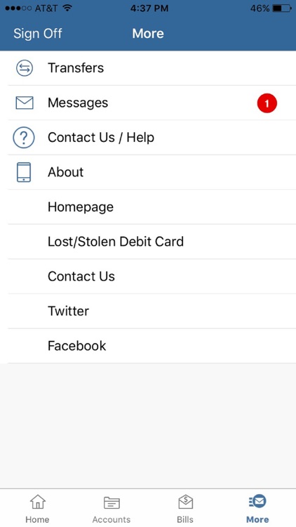 State Bank of Odell Mobile screenshot-3
