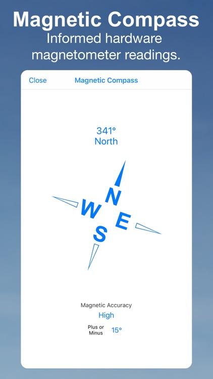 Northern Compass & Navigation screenshot-4