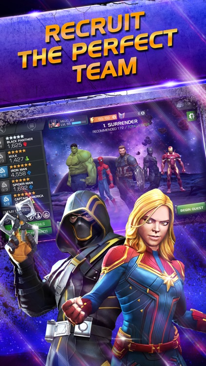 MARVEL Contest of Champions screenshot-0
