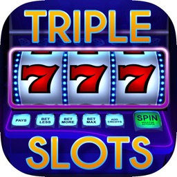 Triple 7 Deluxe Classic Slots