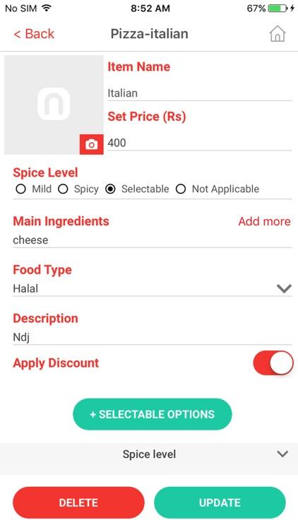 NexMeals Point of Sale - POS screenshot-5