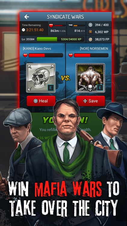 Mob Wars LCN: Underworld Mafia screenshot-5
