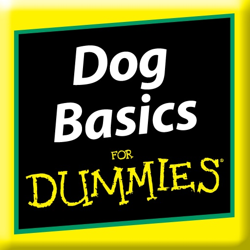 Dog Basics For Dummies