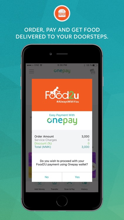 Onepay - A Better Way to Pay screenshot-4