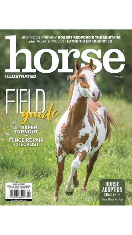 Horse Illustrated Magazine