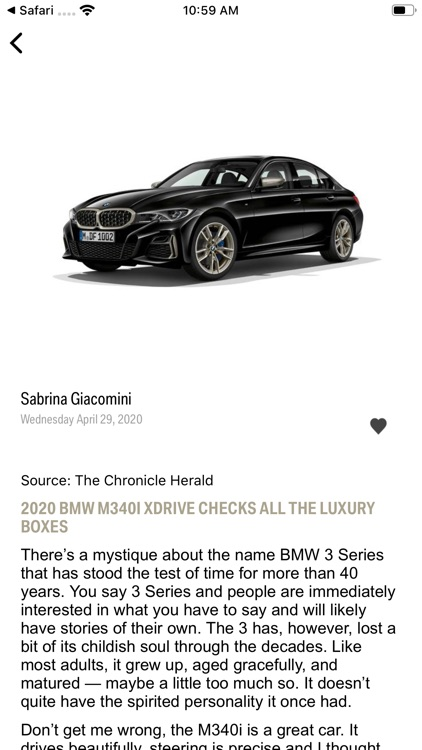 BMW Canada Retailer Direct screenshot-6