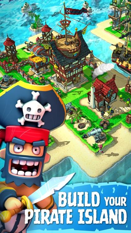 Plunder Pirates screenshot-0