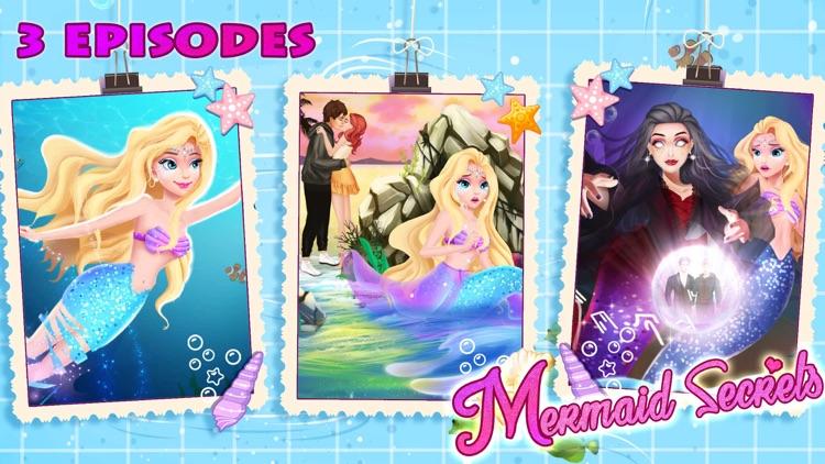 Girl Games: Secret Mermaid