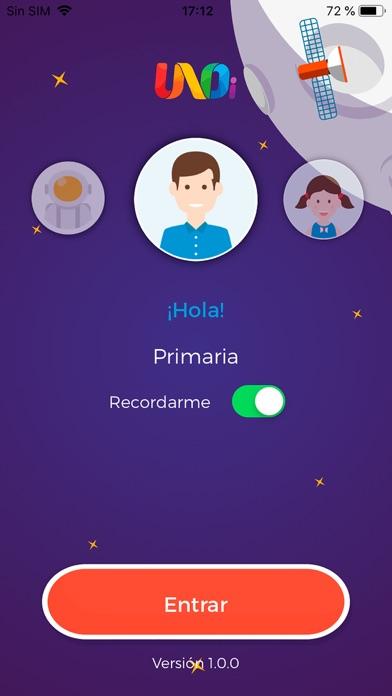 UNOi SmartPhone screenshot 1