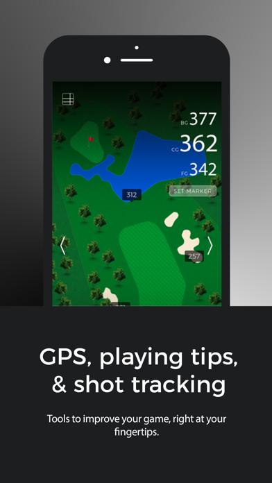 Delcastle Golf Course screenshot 1