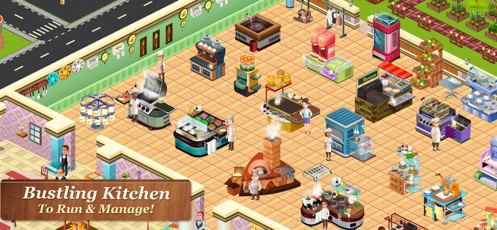 Star Chef™ : Cooking Game hack tool