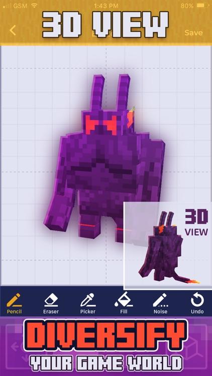 Crafty Craft for Minecraft ™ screenshot-4