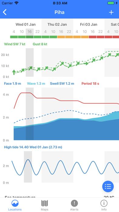 SwellMap Surfのおすすめ画像1