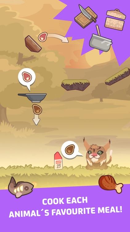 Safari Chef - Cooking games