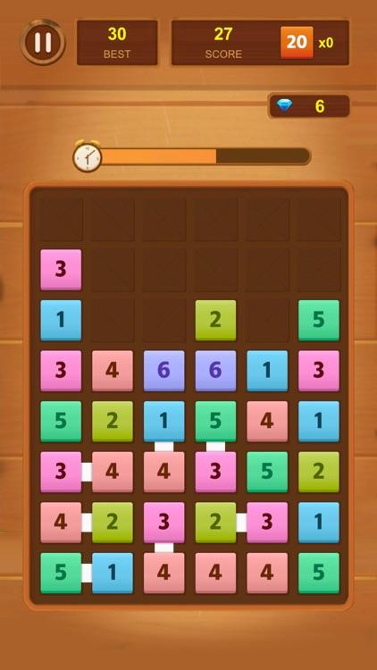 Drag Merge - Block Puzzle
