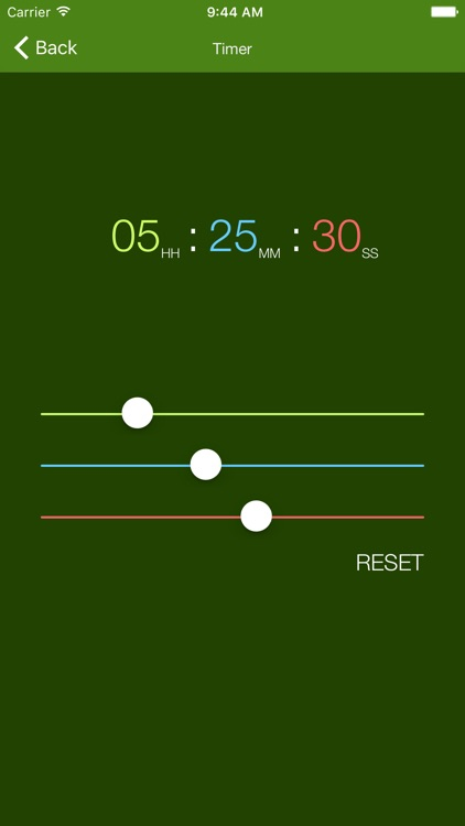 Binaural Beats Alpha Waves screenshot-3