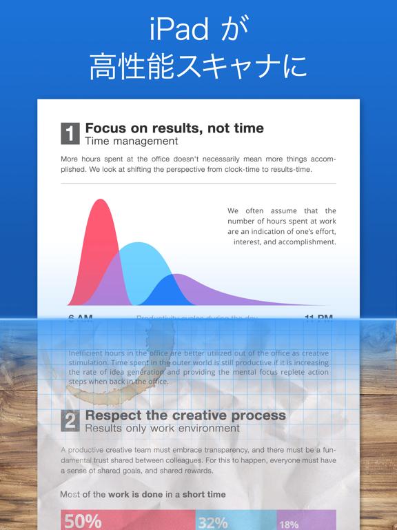 Scanner Pro: 文書スキャン & ファックスのおすすめ画像1