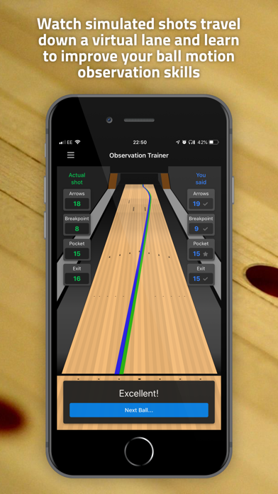 Screenshot for Tenpin Toolkit in Romania App Store