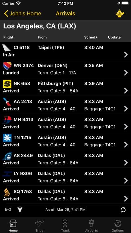 Flightview Elite screenshot-4